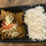 Beef Curry + Rice