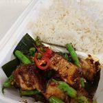 Turmeric Pork + Rice